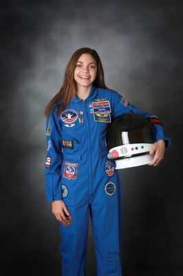 17 Yaşındaki Alyssa Carson Mars Yolculuğuna Hazırlanıyor