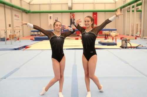 Jimnastikte Milli Gururlarımız: İlayda Şahin ve Dilara Yurtdaş