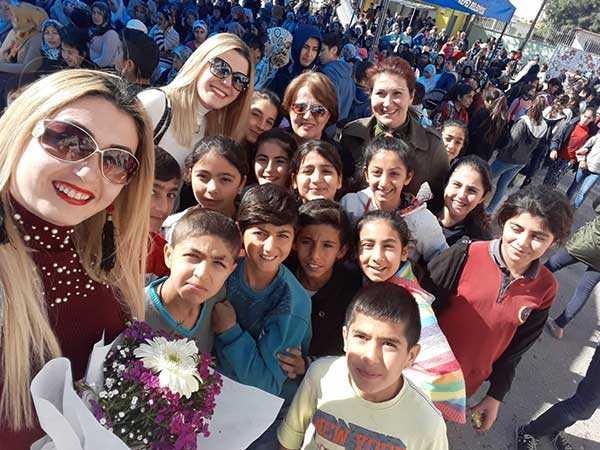 Antalya'nın İyilik Meleği: İnayet Öztürk Yücetaş