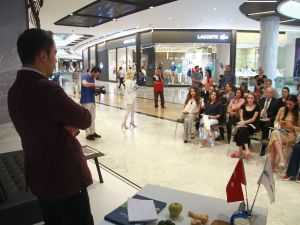 Bursa'da Ebeveyn Okulu  Açıldı