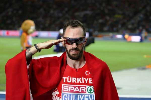 Milli Atlet Ramil Guliyev Avrupa Şampiyonu!
