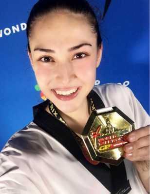 Altın Şampiyon İrem Yaman