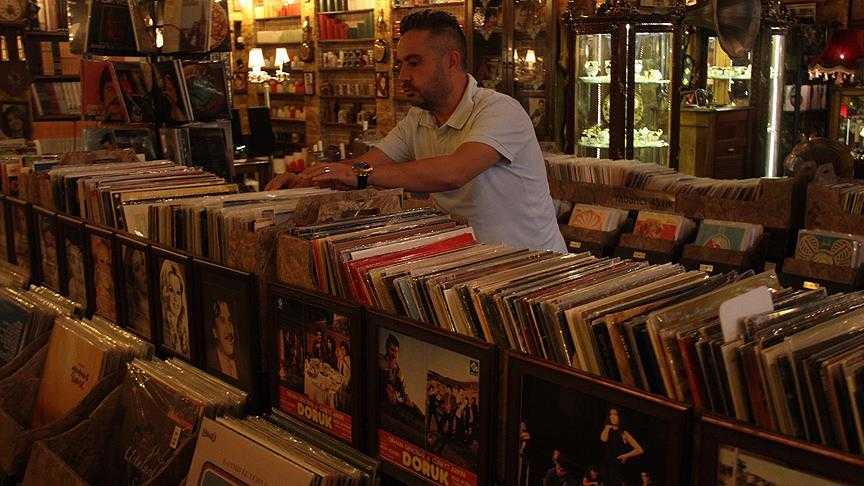"""""""Gramofhan"""" ile Müzik Dünyasında Zaman Yolculuğu"""