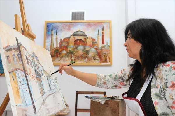 Türk Kültürünü Resimlerle Anlatıyor
