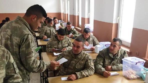 Miniklerin Yazdığı Mektuplar Askerlere Ulaştı