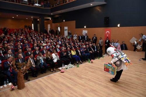 Sıfır Atık İçin Fark Yaratan Çevreci Okullara Ödül
