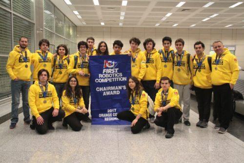 Türk Öğrenciler Dünya Şampiyonu!