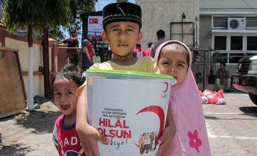 Kızılay, Ramazanda 14,7 Milyon Kişiye Ulaştı