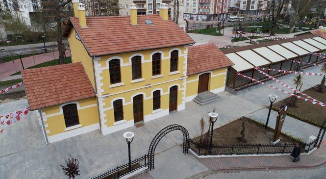 Asırlık İstasyon Müze Oldu