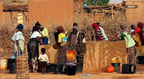 TİKA'dan Kenyalılara Su Hizmeti