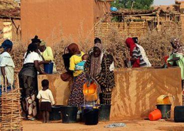 Tika'dan Kenyalılara Su Hizmeti