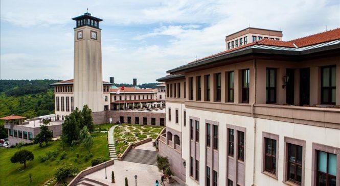 Koç Üniversitesi Anadolu Bursiyerleri Programı'na Uluslararası Ödül