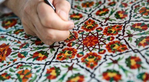 Geleneksel Sanatların Öğretileceği Lisede Dersleri Duayen Sanatçılar Veriyor