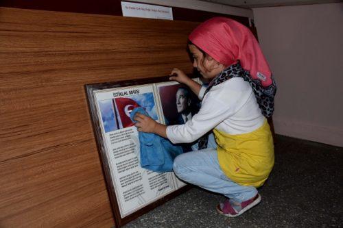 Mahalle Sakinleri Okullarını Yeni Döneme Hazırladı