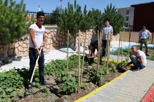 Özel Öğrenciler İçin Tarım Atölyesi