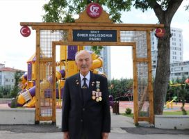 96 Yaşındaki Gazi, Gazilerin Hizmetinde