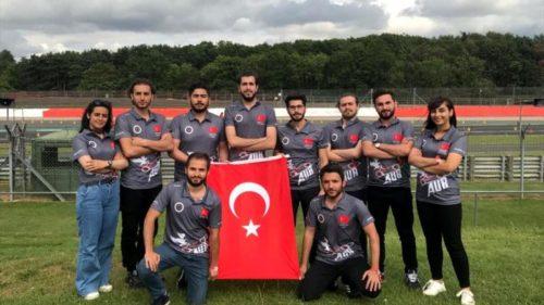 Türk öğrenciler Formula Student'ta dünya 3'üncüsü oldu
