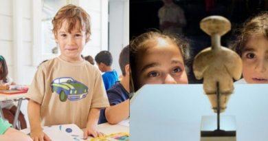 Çocuklar İçin Müzede Kültür Sanat Etkinliği