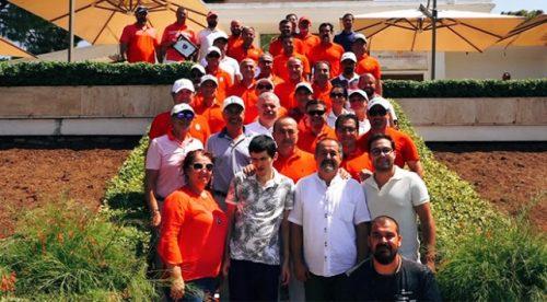 Antalya'da Özel Çocuklara Özel Golf Turnuvası