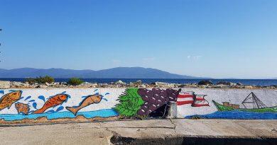Marmara Adası'nın Asmalı Limanı 30 Ağustos Zafer Bayramı'nda Dile Geldi