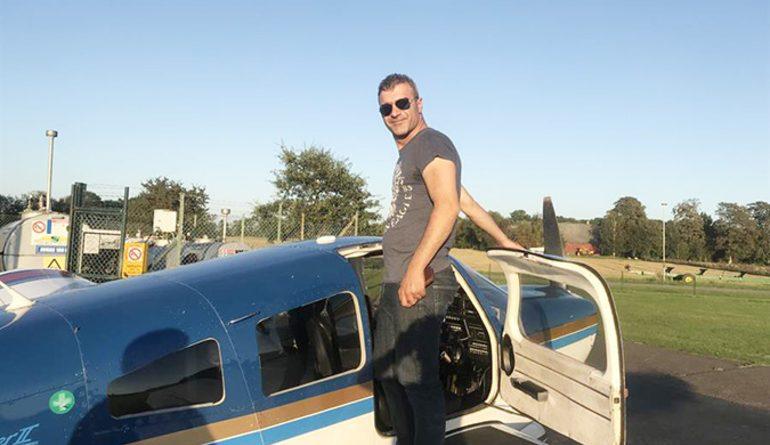 Antalya'da Garsondu, İsveç'te Pilot Oldu