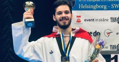 Ferhat Can Kavurat'tan Avrupa'da Altın Madalya