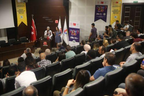 Adana'da Girişim Fikirleri Bu Merkezde Gerçeğe Dönüşecek