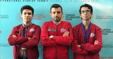 Liseli Gençlerin Ödüllü Girişimi Abd'de Hızlanacak