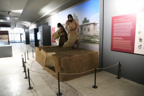 Hasankeyf Müzesi Ziyaretçilerini Bekliyor