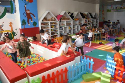 Bartın'da Köy Çocukları İçin Oyuncak Kütüphanesi Kuruldu