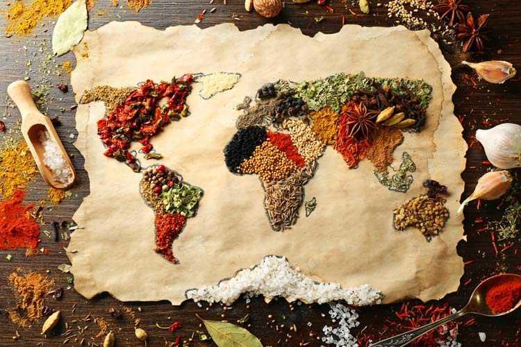 Dünya Mutfağına Ne Kadar Hakimsin? (TEST)