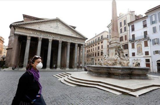 İtalya'nın İlk Hastası İyileşti