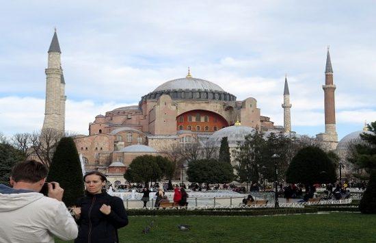 Ayasofya Müzesi Evinize Geliyor!