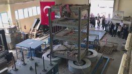 """Deprem Fatihi"", Depremin Etkisini En Aza İndirecek"