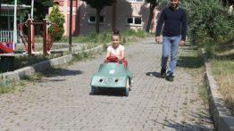 Kızı İstedi, Atık Malzemelerden Drone Ve Akülü Araba Yaptı