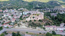 1400 yıllık Hereke Kalesi Turizme Kazandırılıyor
