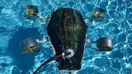 Kaplumbağadan İlham Alan Üniversiteliler Su Altı Drone Prototipi Üretti