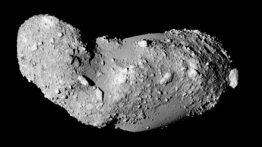 Türkiye'de İlk Defa Uzaydan Getirilen Asteroit Parçası İncelenecek