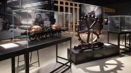 Rahmi M. Koç Müzesi'nin Üç Nadir Lokomotif Modeli, Londra Bilim Müzesi'ndeki Sergiye Misafir Oldu