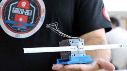 """Türkiye'nin İlk Cep Uydusu """"Grizu-263A"""" Uzay Yolculuğu İçin Gün Sayıyor"""
