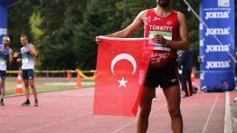 Köyde Koşuyordu, Şimdi Balkan Şampiyonu Oldu