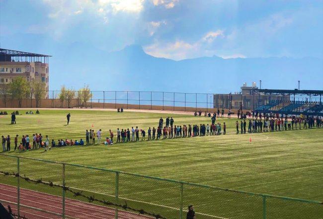Şırnak'ta Lisanslı Sporcu Sayısı 4 Yılda 4 Kat Arttı
